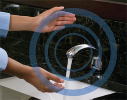 AutoFaucet SST Automatic Faucet Surround Sensor Technology