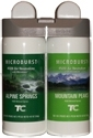 Technical Concepts TC 3485950 Microburst Duet Dual Fragrance Air Freshener Refills - Alpine Springs/Mountain Peaks Fragrances - 1 case of 4 refills