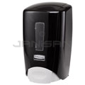 "Technical Concepts TC 3486590 Flex Foam and Liquid Soap Dispenser - 500 ml Dispenser - 3.94"" D x 5"" W x 8.67"" H - Black in Color"