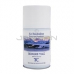 Technical Concepts TC 400985 Standard Aerosol Air Freshener - 1 case of 12 refills - Mountain Peaks