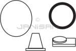 Technical Concepts TC400778 Rubber Repair Kit for AutoFlush Sidemount Flushers