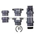 Technical Concepts TC AutoFlush Clamp Canadian Flush Valve Adapter Kit for Crane, Teck and Tempus flush valves