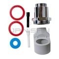 Technical Concepts TC Crane Valve Adapter Kit for use with TC AutoFlush Sidemount Flush Valves