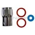 Technical Concepts TC Tempus Valve Adapter Kit for use with TC AutoFlush Sidemount Flush Valves