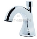 Technical Concepts TC SoapWorks Counter Mounted Manual Hand Soap Dispenser - Chrome in Color