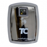 Technical Concepts TC AutoFlush Automatic Flusher for Tank Toilets - Chrome in Color