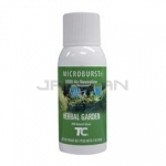 Technical Concepts TC 750364 Microburst 3000 30-Day Air Freshener Refills - 1 case of 12 refills - Herbal Garden