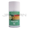 Technical Concepts TC 750366 Microburst 9000 90-Day Air Freshener Refill - 1 case of 4 refills - Cucumber Melon
