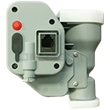 OneShot Low Profile Liquid Replacement Motor Housing - Light Gray in Color